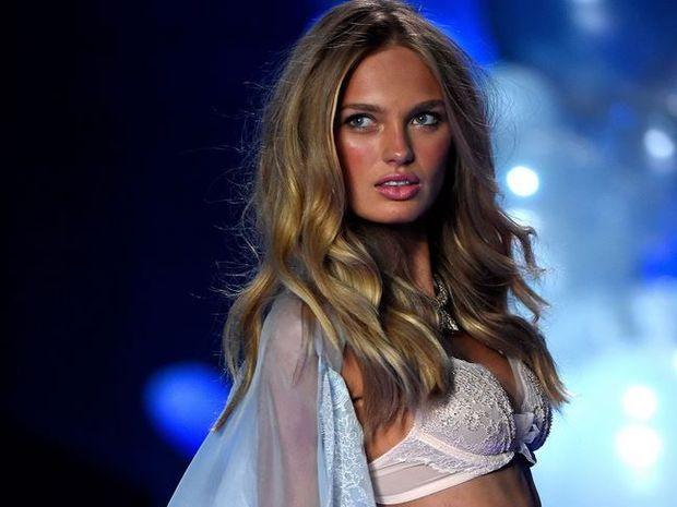 Victoria's Secret angel Romee Strijd