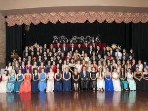 Richmond River High School Formal 2014
