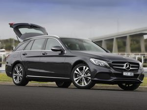 Mercedes-Benz C-Class C250 Estate road test | Charming space