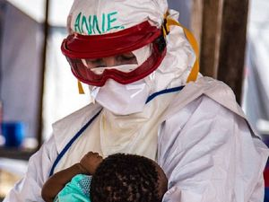 Ebola front-line beckons again for nurse Anne