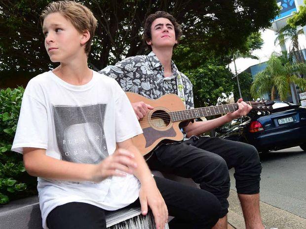 Jim Paredes Their Presence Was Harrasment They: Aitken Busker Boys Keep Spirit In First Album