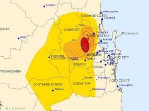 Storms on the way in south east Qld