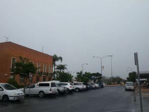 Storm warning for Lockyer Valley