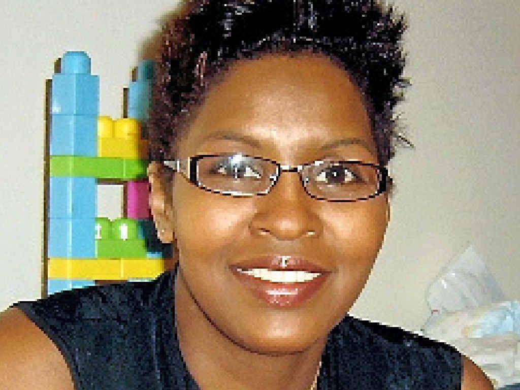 MURDERED: Roxane Gilbert.