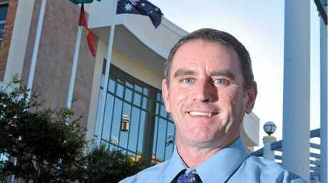 Gladstone Regional Council chief executive Stuart Randle.