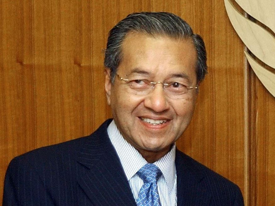 Malaysia's former PM Mahathir Mohamad has declared Malaysians are 'stupid' and do not know how to manage aviation