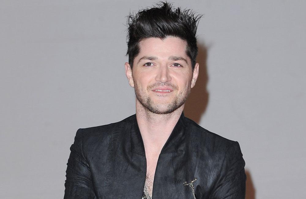 The Script's singer Danny O'Donoghue