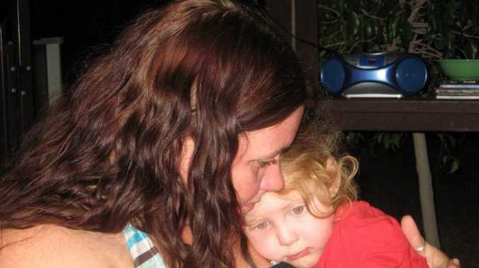 Amy Koefer and her daughter Nelani Koefer.