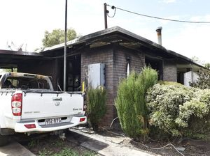 House fire Pittsworth