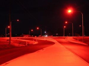 Street light contract worth $12m