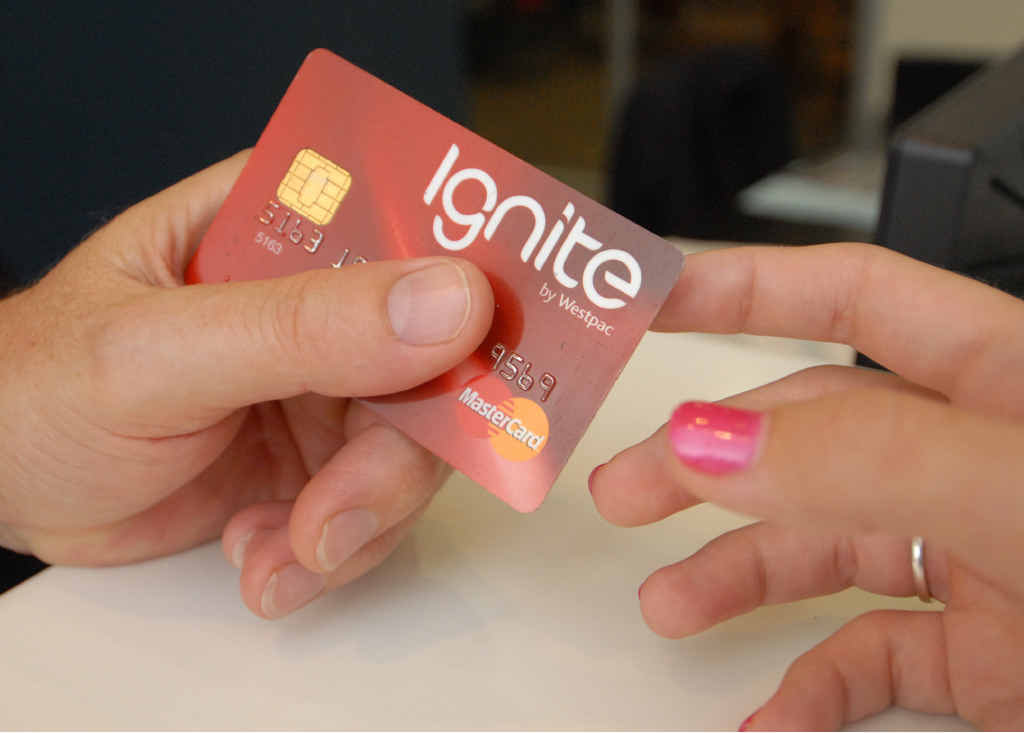 SPEND WISELY: Ipswich residents are being urged to avoid racking up credit card debt over the Christmas season.