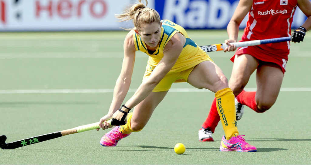 Mackay's Kirstin Dwyer was part of the Hockeyroos side that lost the Champions Trophy final in a penalty shootout to Argentina.