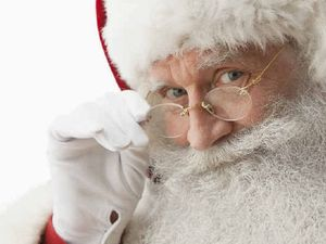 Australia's top Santa weighs in on lap-sitting debate