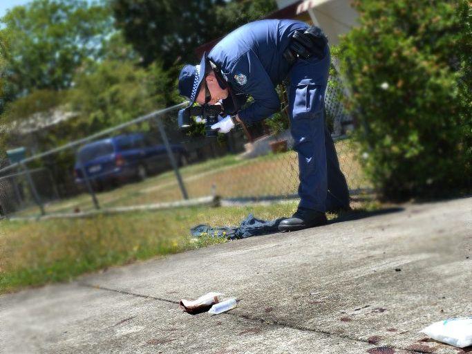 Senior constable Chad Doak. Photo Renee Pilcher / The Gympie Times