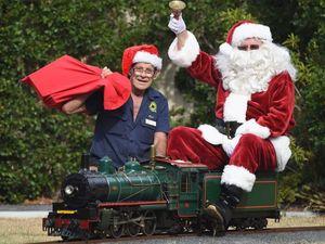 MELSA holds fun day for annual Santa Run in Queens Park