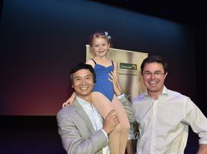 Ballerina wins national contest
