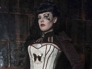 Steampunk, cyberpunk style to be put on show