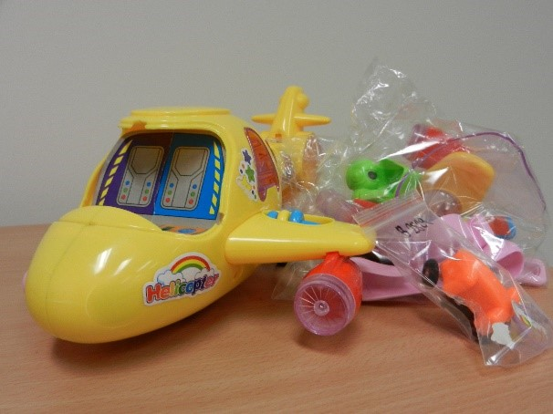 Helicopter toy – Generic brand
