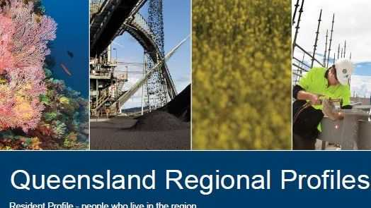 The Queensland Regional Profile for Lockyer and Somerset shows a fast rising population but with high unemployment.
