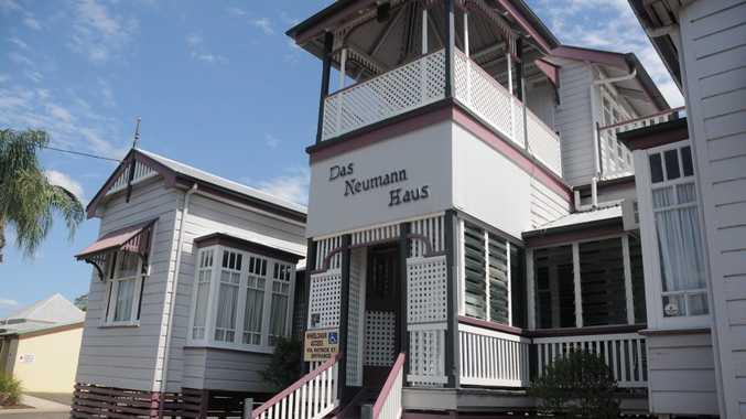 Das Neumann Haus now has free wifi facilities