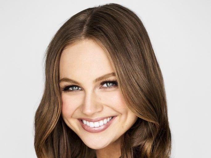 E! Australia host Ksenija Lukich.