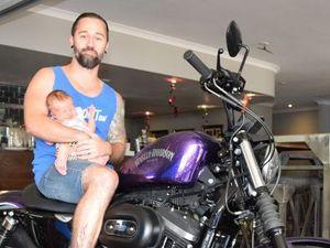 Harley Davidson up for grabs at the Ocean Shores Tavern