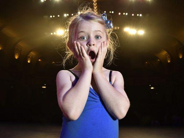 Olivia Nason from Toowoomba won last year's