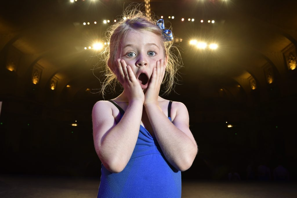Olivia Nason has won the Suncorp Wish Upon a Ballet Star competition.