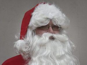 Santa at Toowoomba Plaza