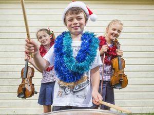 Musical magic at Christmas time