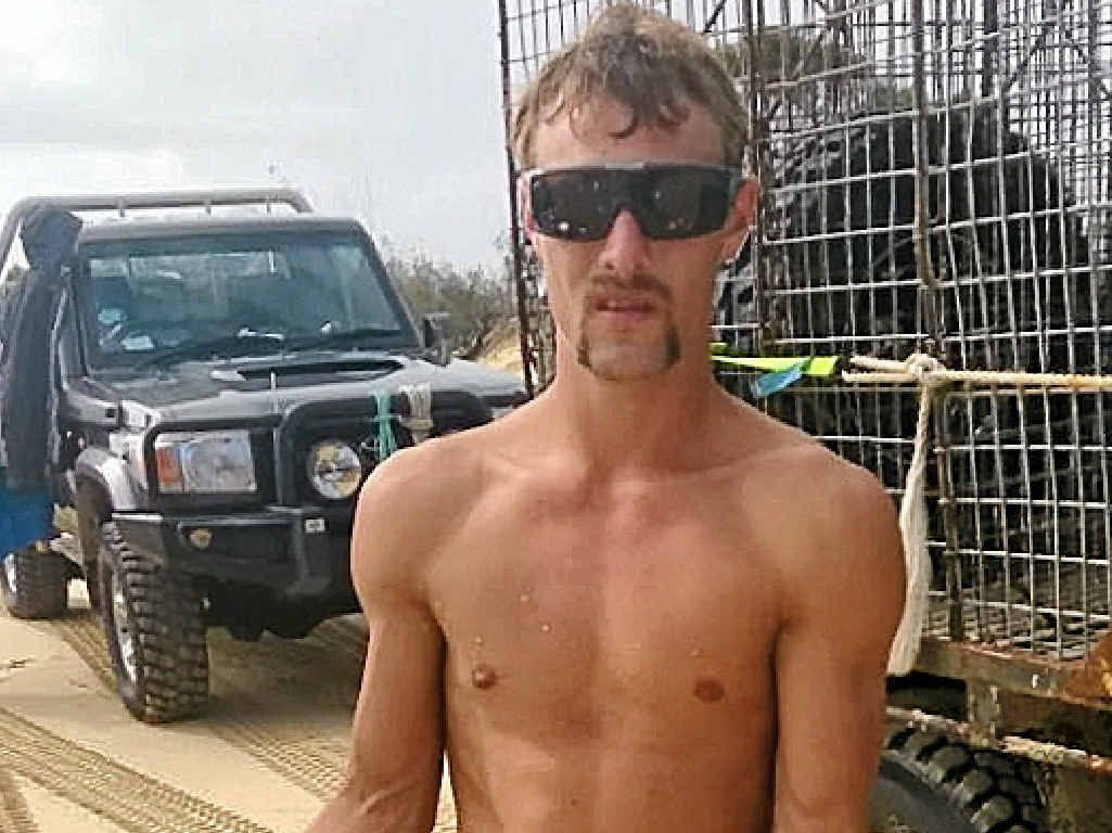 Cooloola Cove man Matthew Leslie Armitage is one of three people accused of murdering Shaun Barker and dumping his body near Gympie.