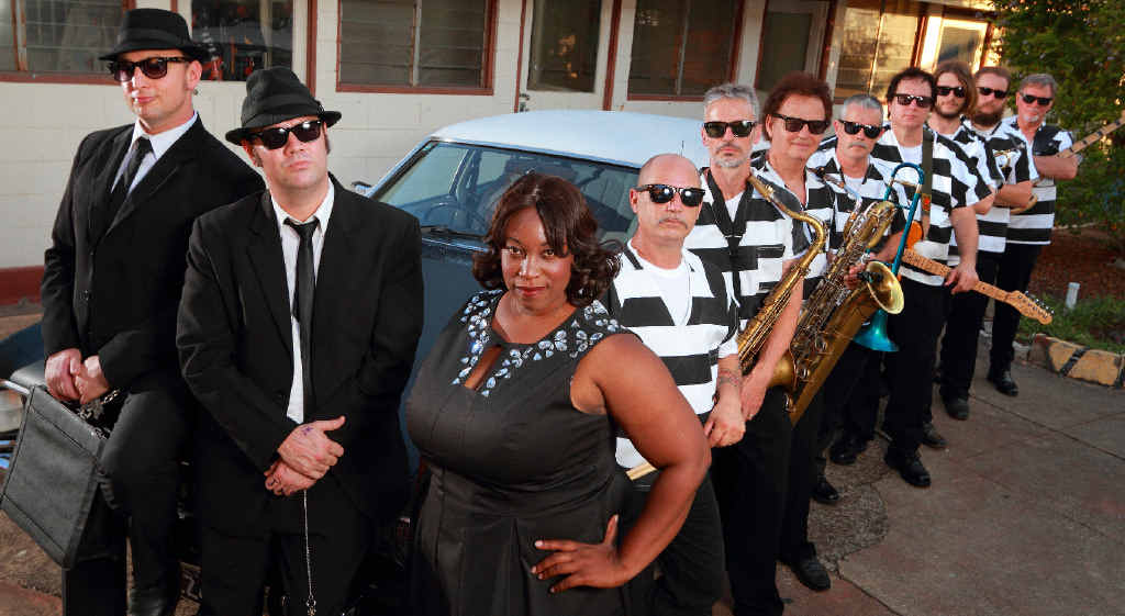 The Soul Men will play at the Agnes Blues Roots and Rock Festival in February.
