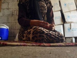 ISIS 'abhorrent' guide on how to treat female slaves