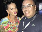 Frank Cotela and Katy Perry Photo: Frank Cotela's Facebook