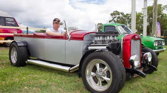 The first Murwillumbah Motorfest was a hit on the weekend.