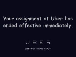 What the font!? Uber fires employees in Comic Sans