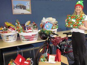 Dorrigo folks show generosity to Advocate's Christmas appeal
