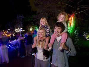 Toowoomba's Christmas Wonderland