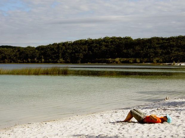 Fraser Island has featured on a travel blog's top 20 places to visit in Australia.