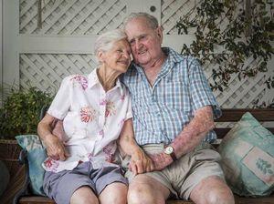 Couple shares happy memories on 60th wedding anniversary