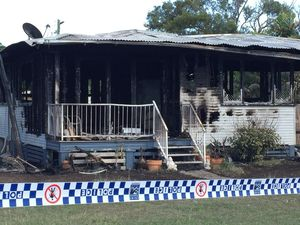 One dead in house fire at Barney Point