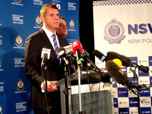 Baird: 'We'll get tougher on crime'