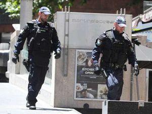 Siege gunman had cake and tea before executing hostage