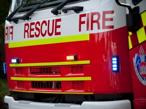 Fire destroys property on western Darling Downs
