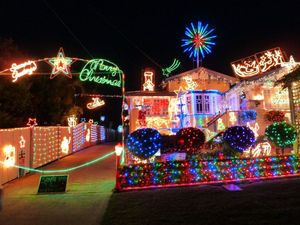 Spotlight turns on winning homes for our festive competition