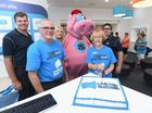 Snazzy new home for Wide Bay Australia in Hervey Bay