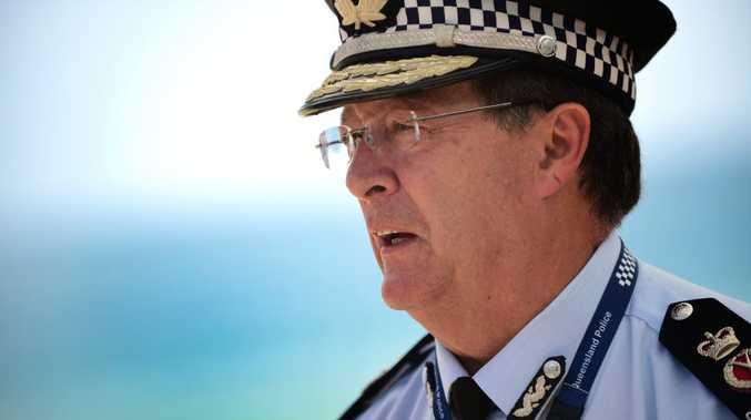 Commissioner Ian Stewart