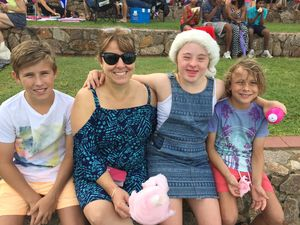 VIDEO: Carols By The Beach at Yeppoon was 'sensational'
