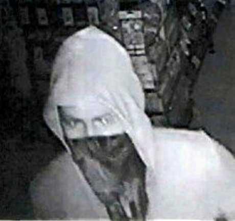 IGA robbery suspect