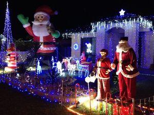 See Christmas lights maps for M'boro and Hervey Bay